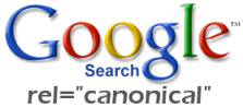 Google Rel=Canonical